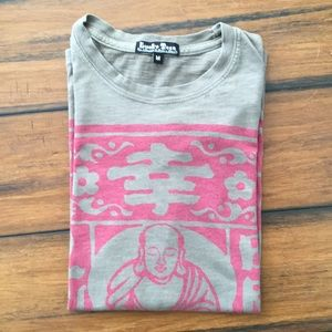 Vintage Graphic T Lucky Tee, Size M